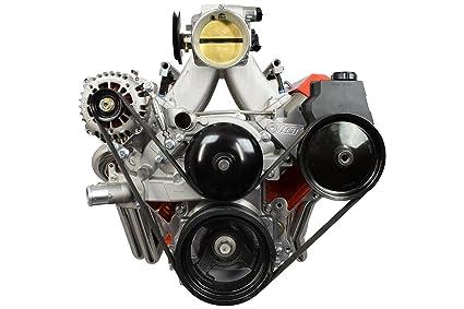 amazon com ls alternator power steering drive bracket accessory rh amazon com