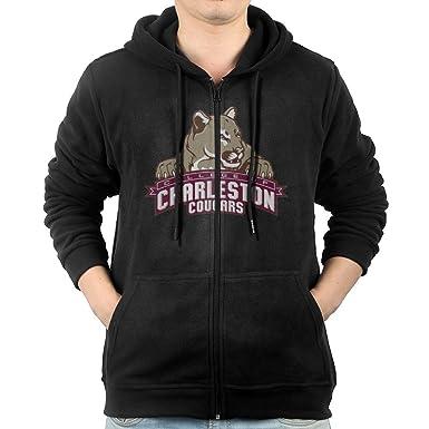 Sweatshirts 90s Black Men S Long Sleeve College Of Charleston Mascot