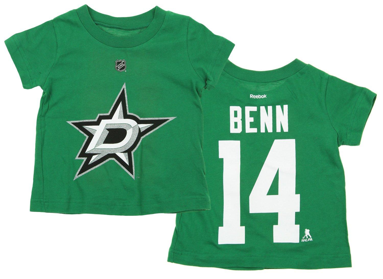激安正規品 NHL Dallas Stars Boys Dallas Toddlers Boys Jamie Benn # 14ジャージーTシャツ Stars、グリーン 3T B06XQ2GD4Z, Lachic:82c15ecc --- a0267596.xsph.ru