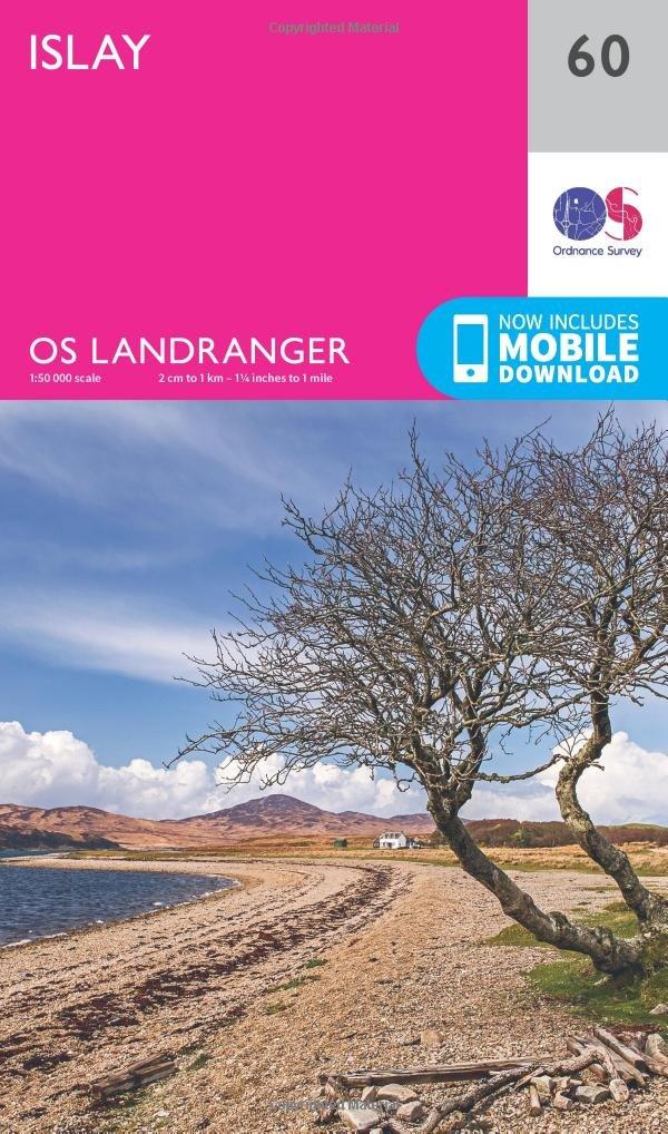 islay-1-50-000-os-landranger-map