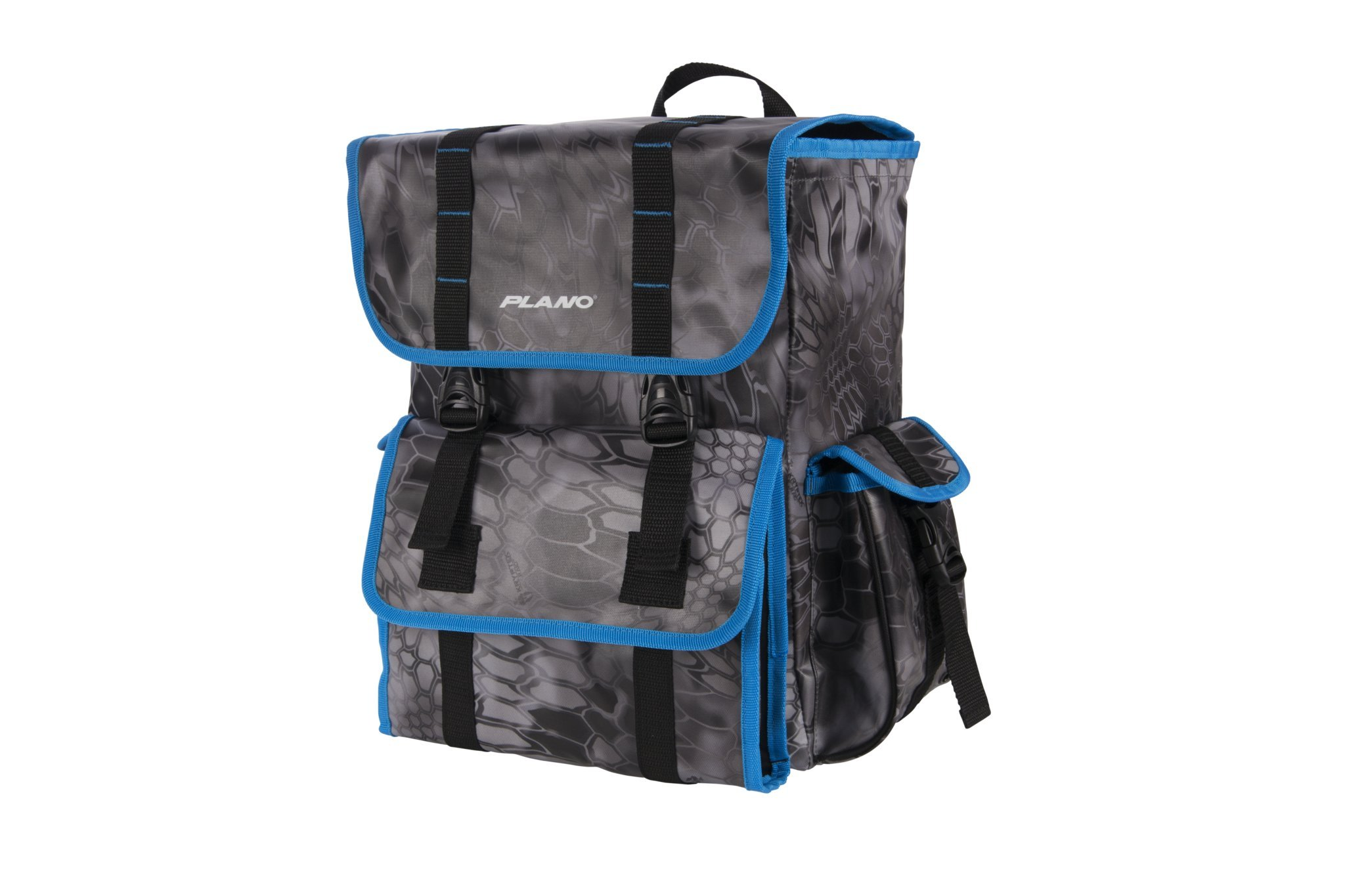 Plano PLAB19800 Z-Series Tackle Backpack, Kryptek Raid/Blue, Premium Tackle Storage
