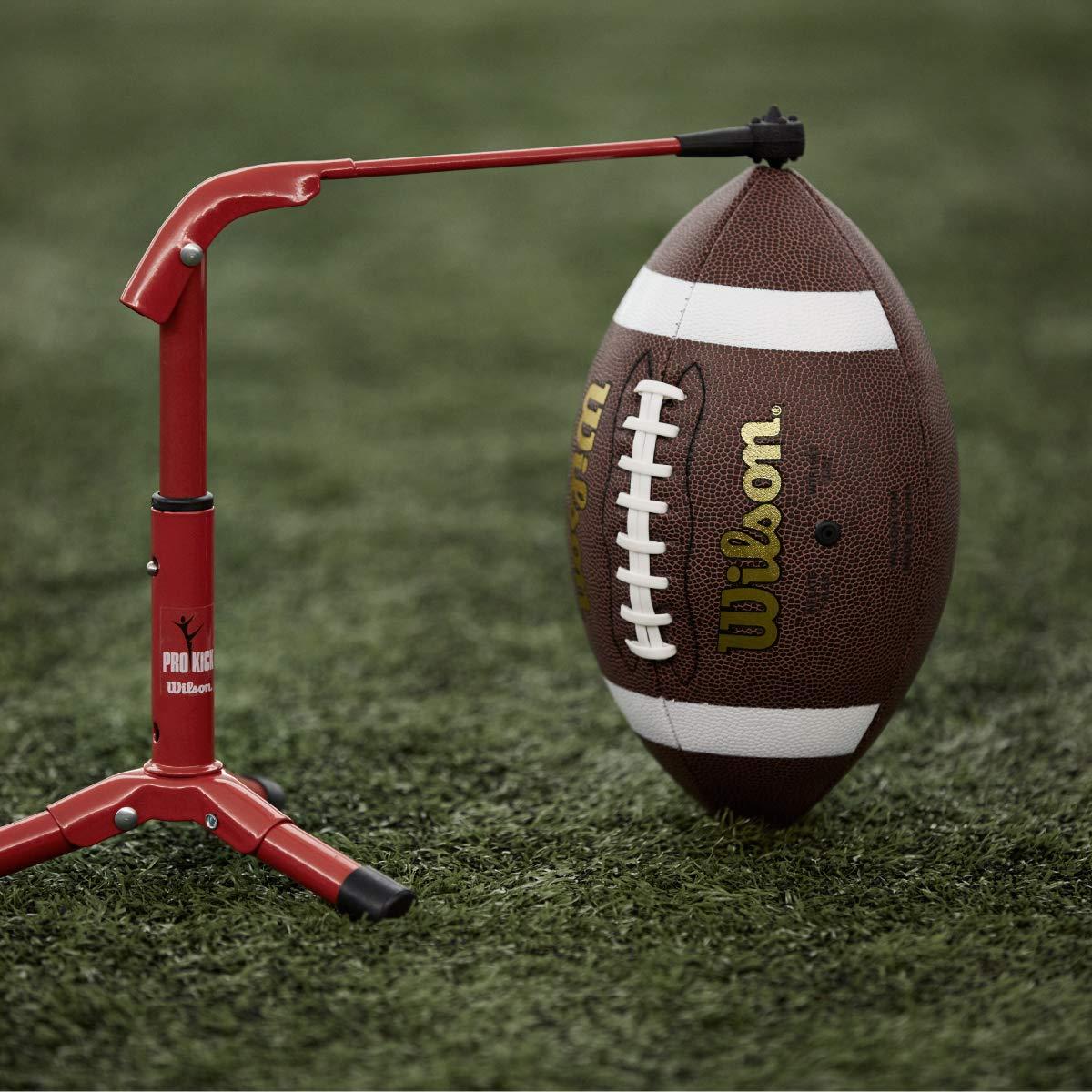 Wilson WTF9913 Soporte Pro Kick para balón de fútbol Americano ...