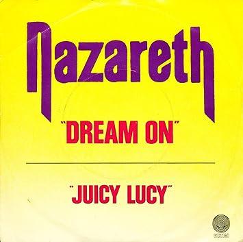 Nazareth nazareth dream on/juicy lucy amazon. Com music.