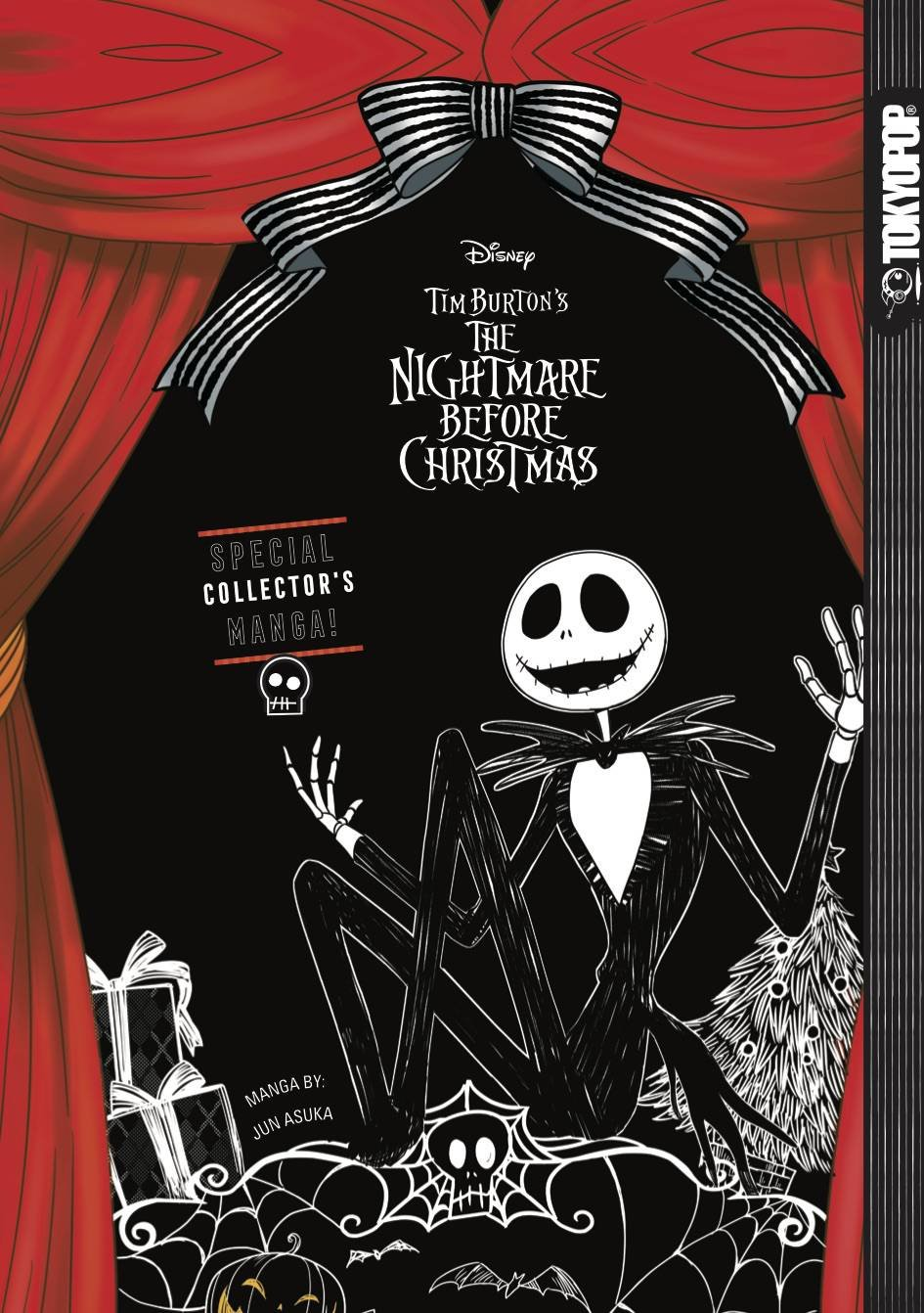 Disney Tim Burton\'s The Nightmare Before Christmas: Special ...