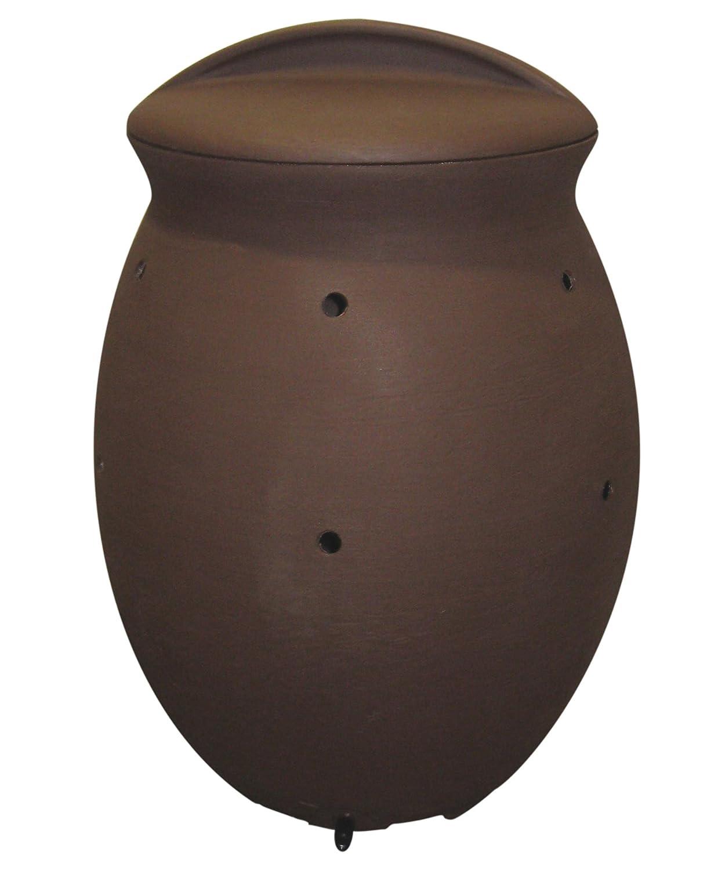 algreen- 200 litros Tacho, Oscuro: Amazon.es: Jardín
