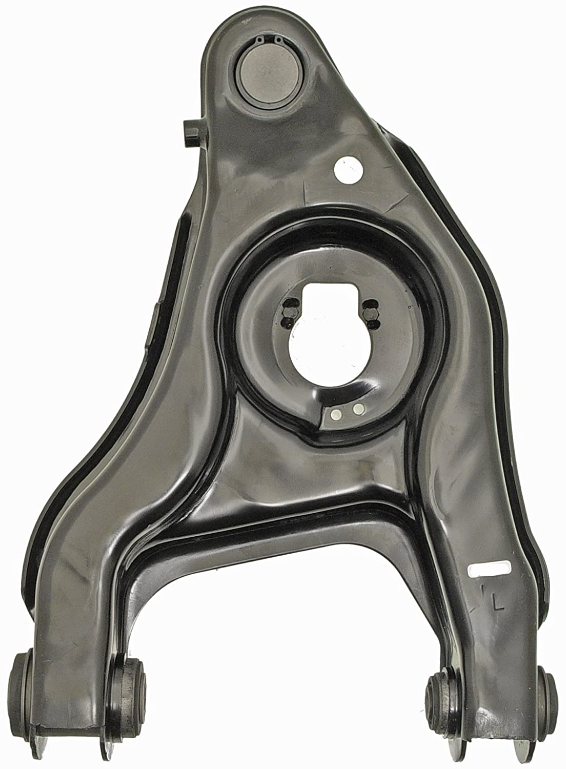 Dorman 520-219 Front Left Lower Suspension Control Arm and Ball Joint Assembly for Select Ford Lincoln Models