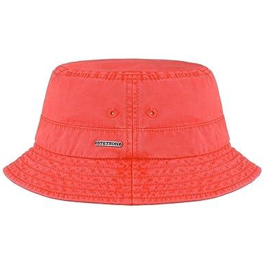 Stetson Dyed Cotton Bucket Hat Summer  Amazon.co.uk  Clothing caf9b9e8f8ed
