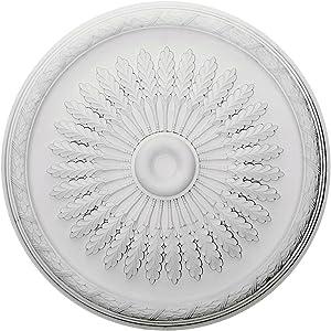 Ekena Millwork CM36JU Juniper Ceiling Medallion, 36