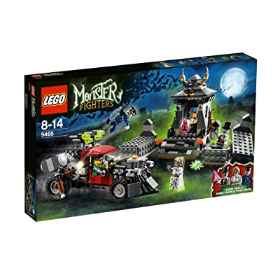 Lego Monster Fighters: the Zombies 9465: Lego Monster Fighters: Toys & Games