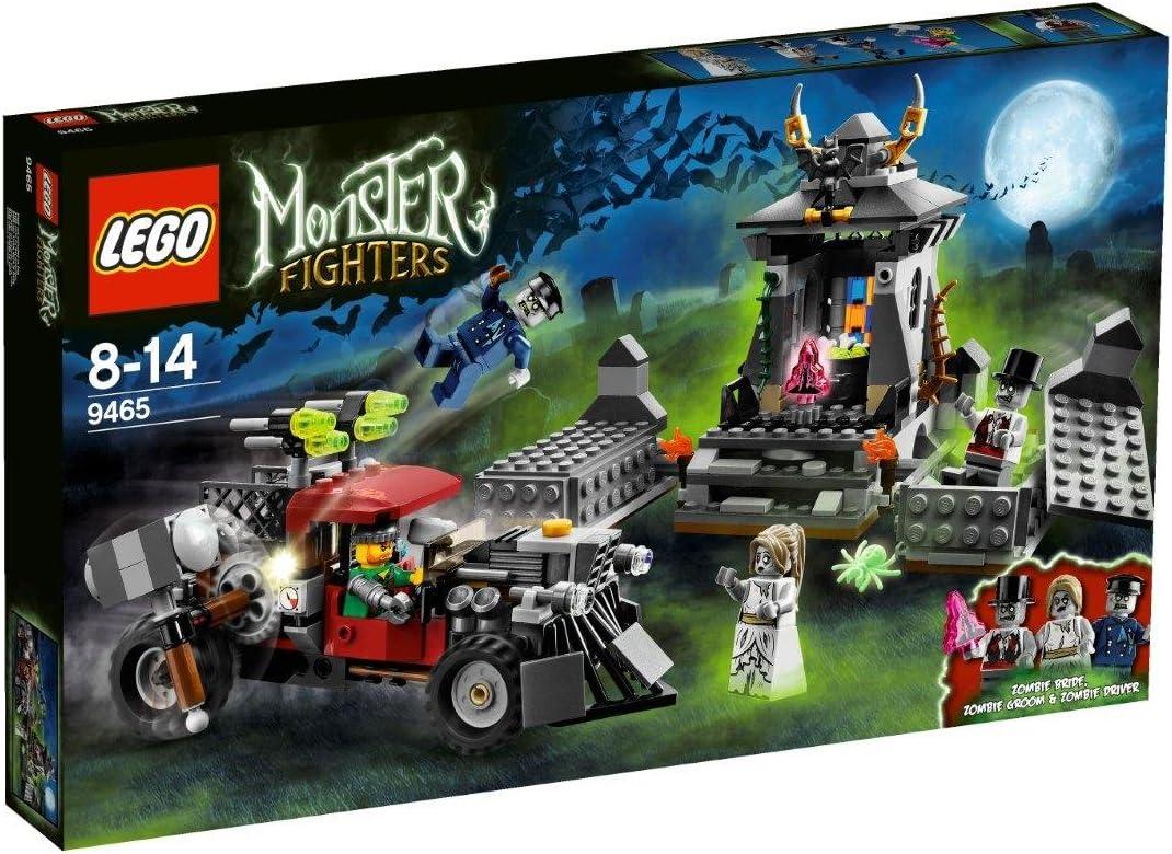LEGO Monster Los Zombis: Amazon.es: Juguetes y juegos