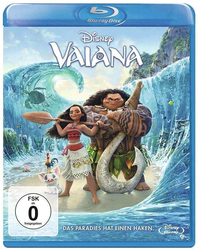 Vaiana [Francia] [Blu-ray]