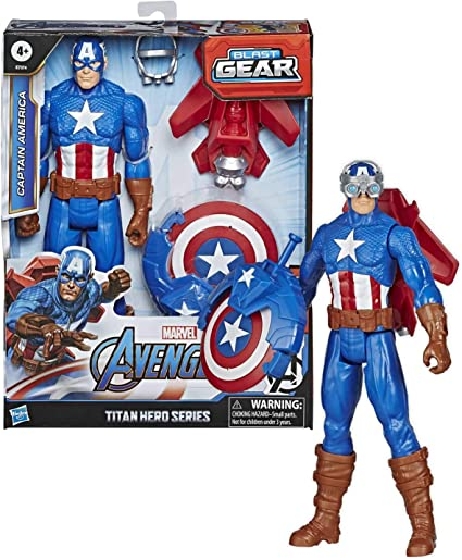 "12/"" inch Marvel Avengers Action Figures Titan Hero Series Official Hasbro Gifts"