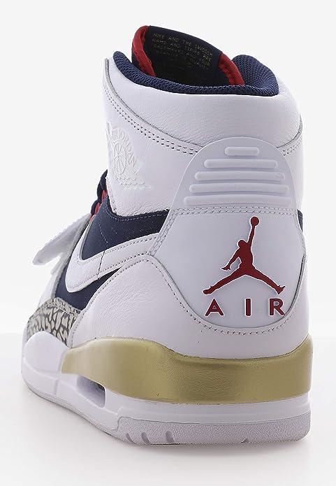 super popular cca09 c8393 Amazon.com   Nike Air Jordan Legacy 312 Mens Av3922-101   Shoes