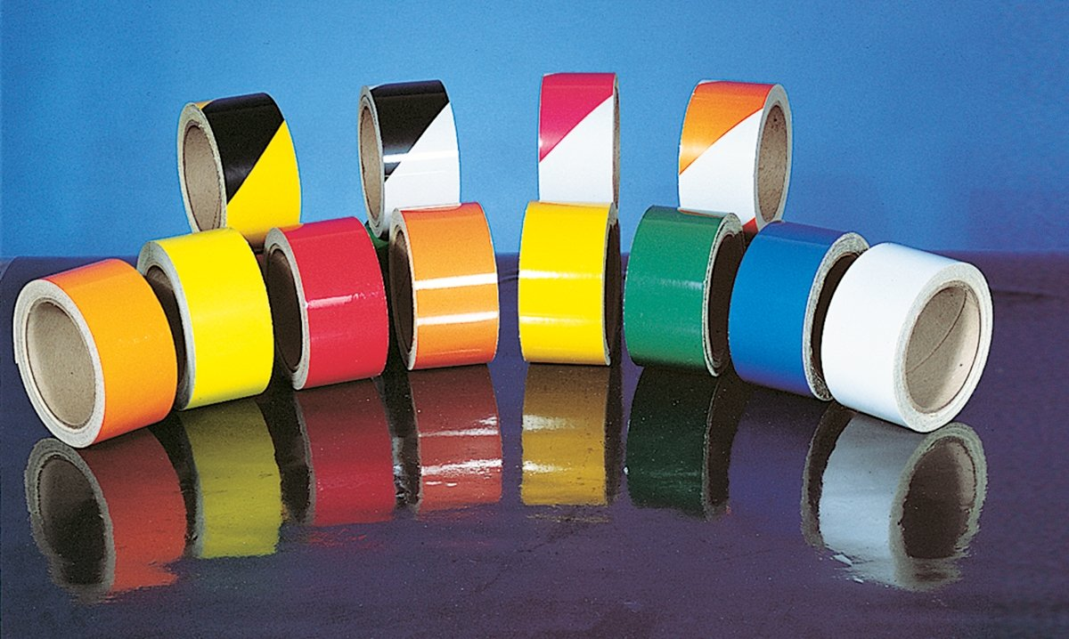 Accuform SOLID COLORS - REFLECTIVE TAPE (PTM805RD)