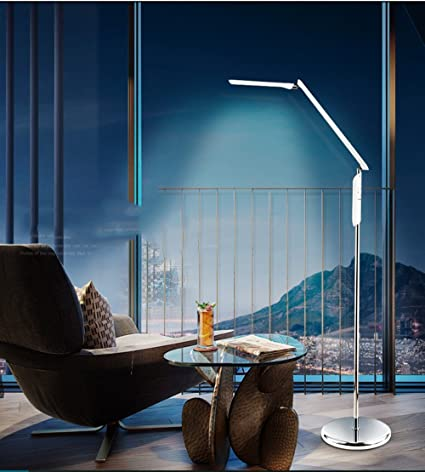 Amazon.com: WENBO HOME- Floor lamp living room bedroom study ...