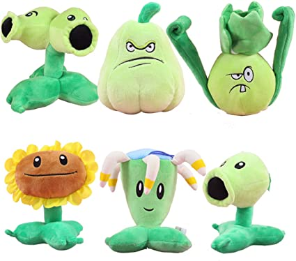 NEW Plants vs Zombies Cactus Plush Toy FREE FAST USA SHIPPING