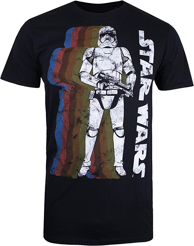 Star Wars Vintage Trooper T-Shirt Bambino