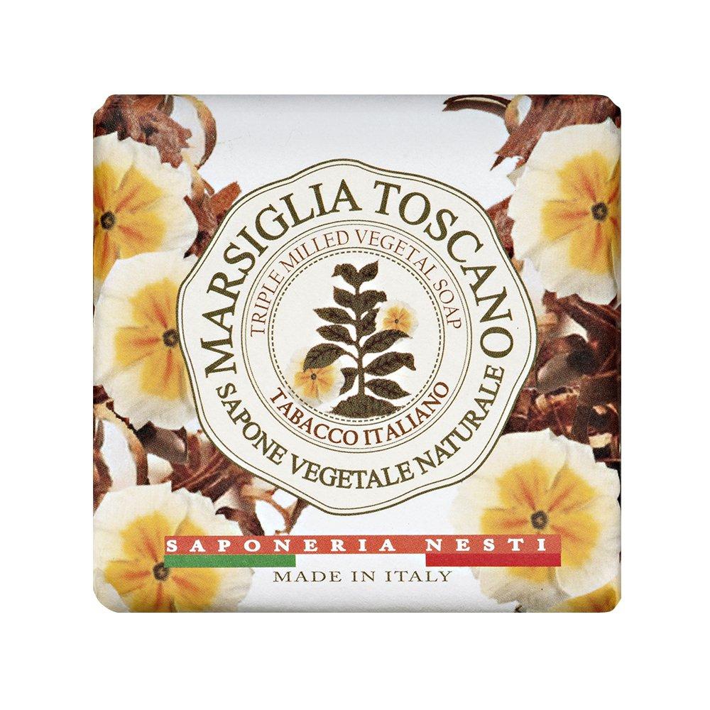 ネスティダンテ Marsiglia Toscano Triple Milled Vegetal Soap - Tabacco Italiano 200g B00XTTAIE2