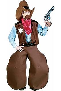 mens old cowhand costume - Yosemite Sam Halloween Costume