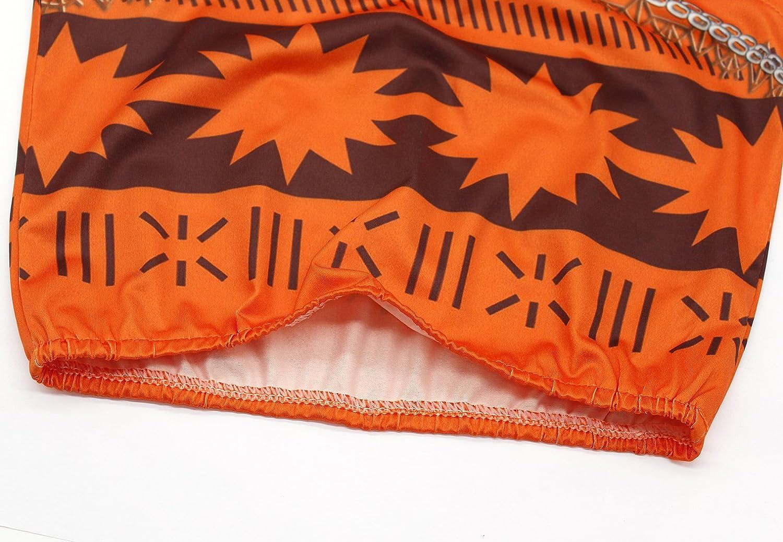 MetCuento Moana Baby Girls Swimsuit Two Piece Ruffle Bottom Swimwear Beach Bathing Suit