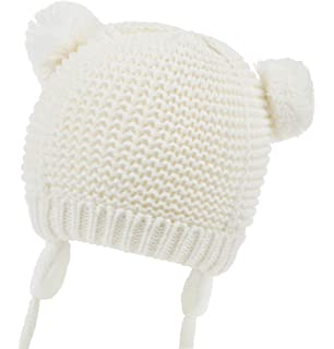 3104994484ed Amazon.com  Ryulife Baby Hat 6 to 18 Month Girls Boys Infant Newborn ...