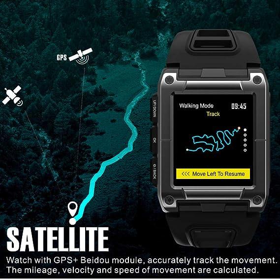 Amazon.com: Smart Watch S929 Smartwatch GPS Sport IP68 ...