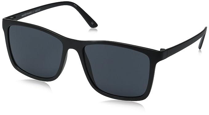 44b14343f41 Image Unavailable. Image not available for. Colour  Le Specs Men s Master  Tamers Matte Black Sunglasses