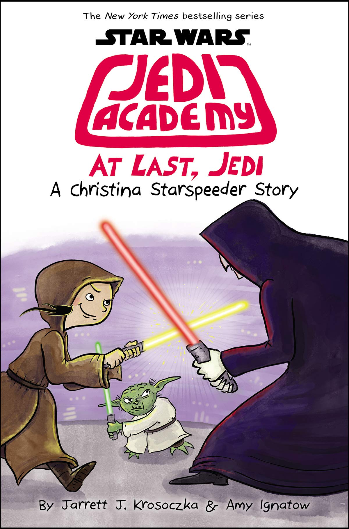 jedi academy reading level