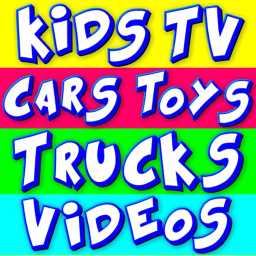 KidsTV Cars Toys Videos - London Studio 5