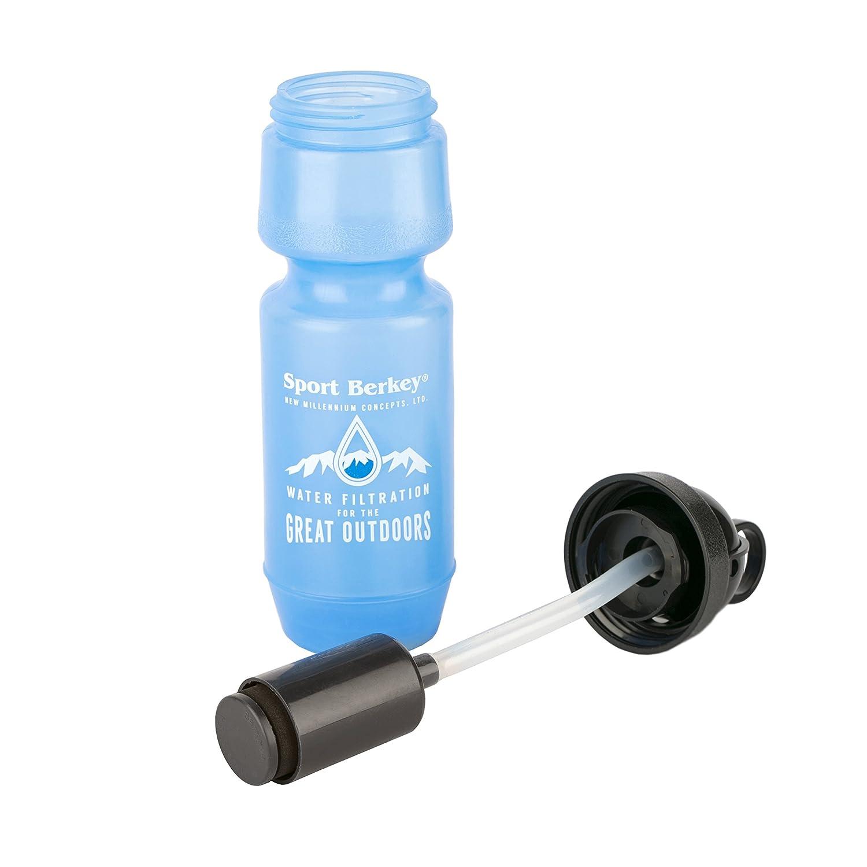 8e53e00777 Amazon.com : Berkey Durable 22 Oz. Sport Water Filter Bottle : Sports &  Outdoors