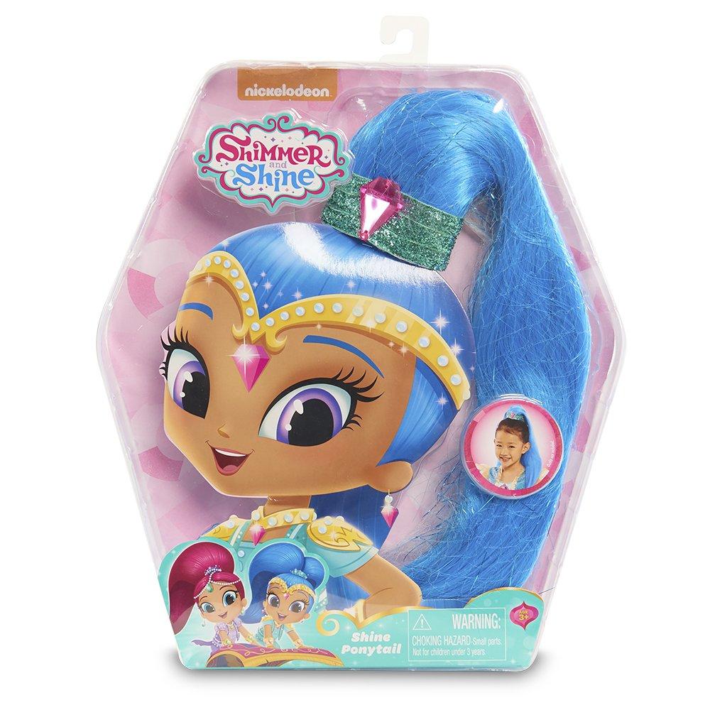 Shimmer and Shile - Blister Cola de caballo Shimmer (Giochi Preziosi HMH05000): Amazon.es: Juguetes y juegos
