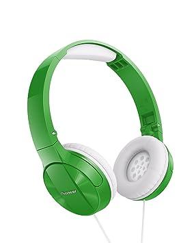 Pioneer SE-MJ503-G - Auriculares, verde