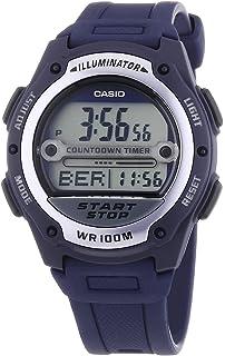 b954f0f2add4 Casio Orologio Digitale al Quarzo Unisex con Cinturino in Resina STR ...