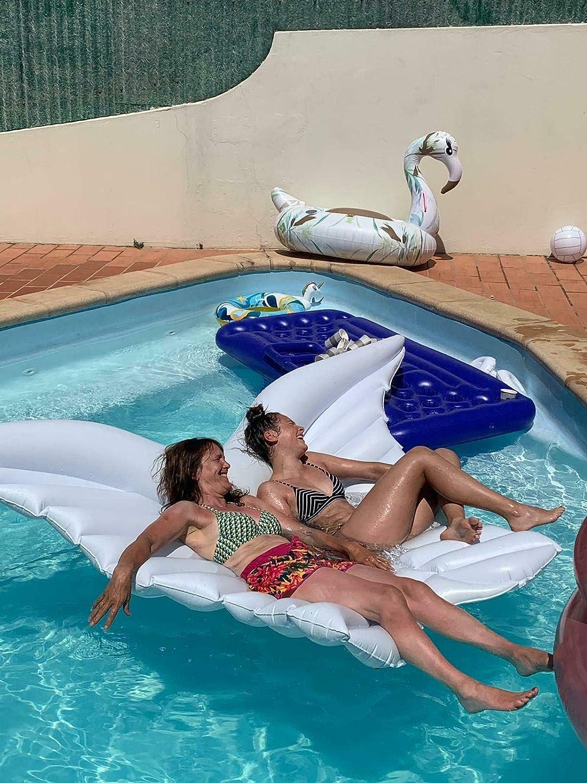 Integrity Co Flotador Inflable en Forma de Unicornio tamaño para la Piscina o Playa. Unicornio Flotador Hinchable para la Piscina o la Playa: Amazon.es: Juguetes y juegos