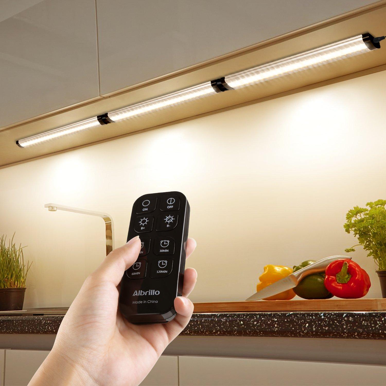 Groß Küchenunterschrank Dimmbare Led Beleuchtung Galerie - Küche Set ...