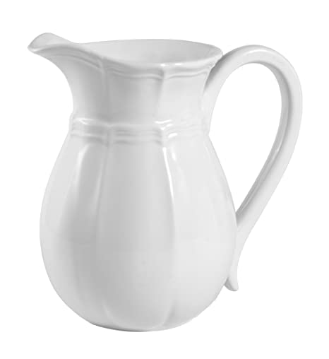 Amazon.com | Mikasa French Countryside Pitcher, 47-Ounce: Carafes ...