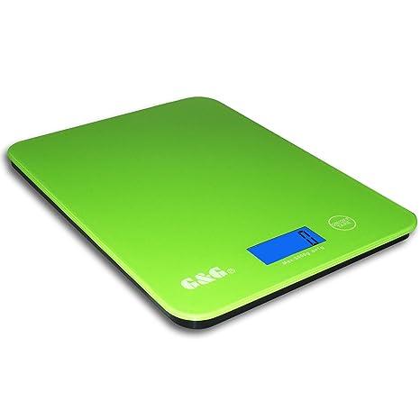 GundG KH - Bilancia digitale da cucina / lettere, alta precisione ...