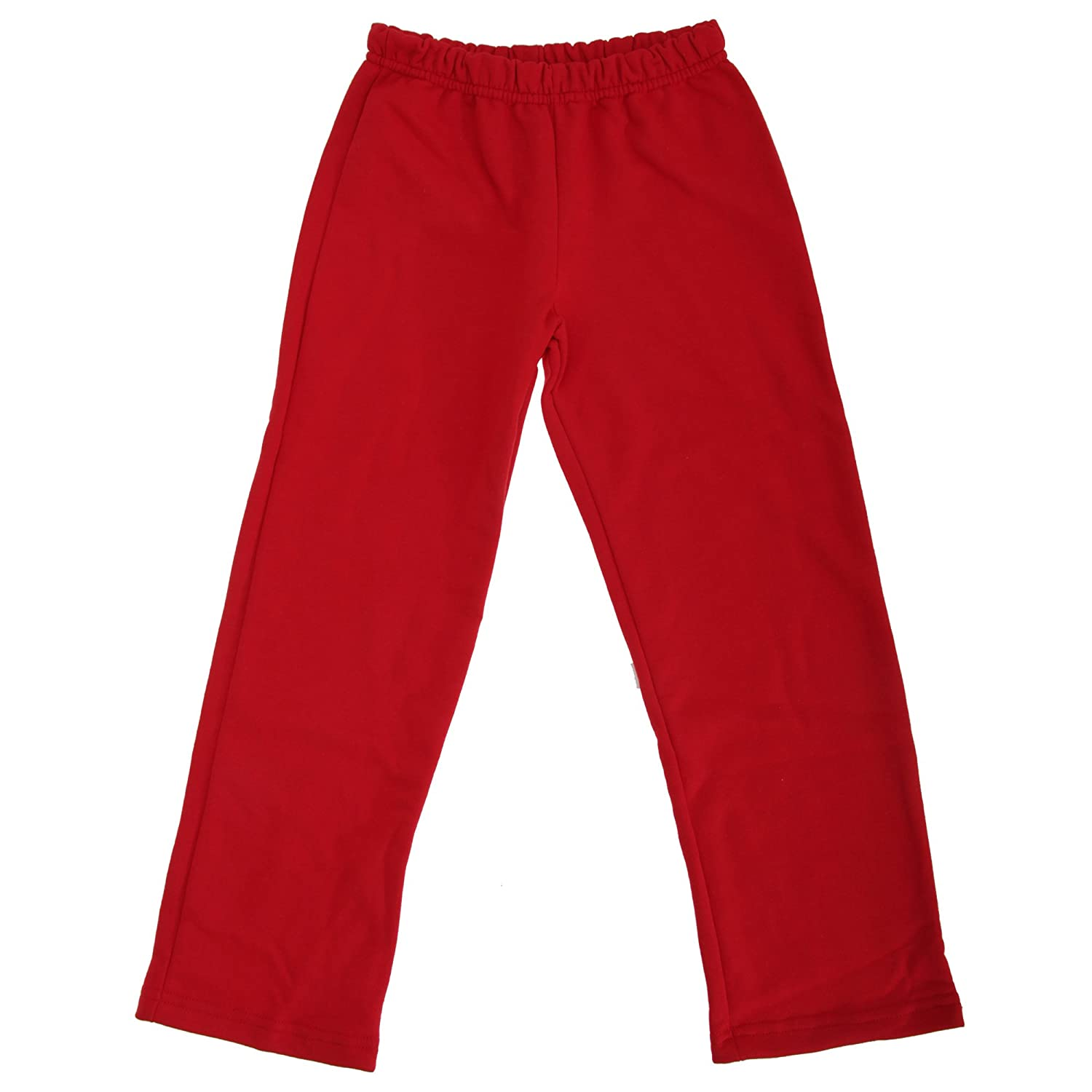 Gildan Childrens Heavy Blend Open Bottom Sweatpant/Jogging Pants