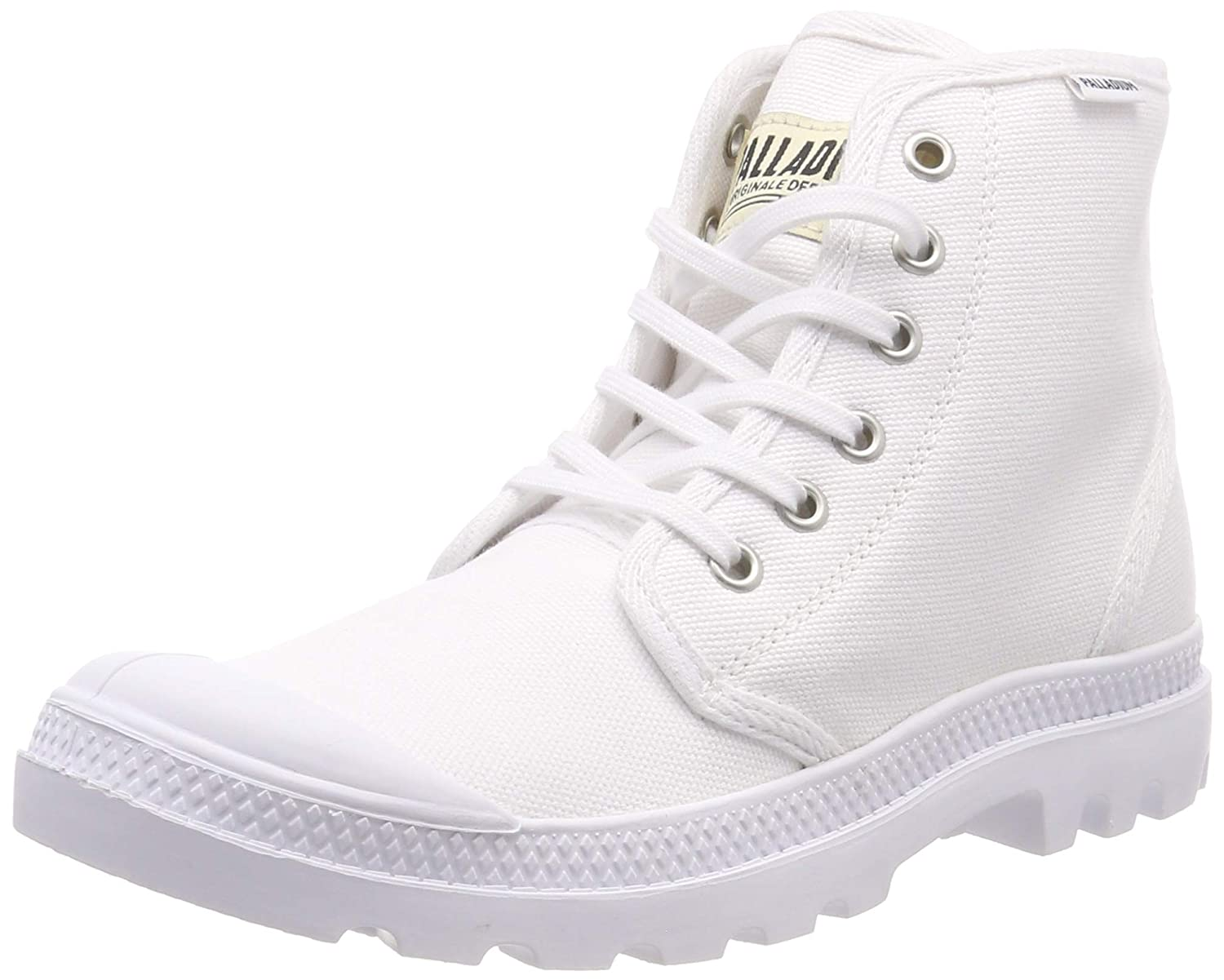 Palladium Pampa Hi Hi Mixte Originale, Bottes et Bottines Souples Mixte Blanc Adulte Blanc (White/White 924) 1cb4a14 - shopssong.space