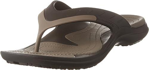 billig försäljning trevligt billigt ingen försäljningsskatt Amazon.com | Crocs Unisex Modi Sport Flip Flop | Shoes