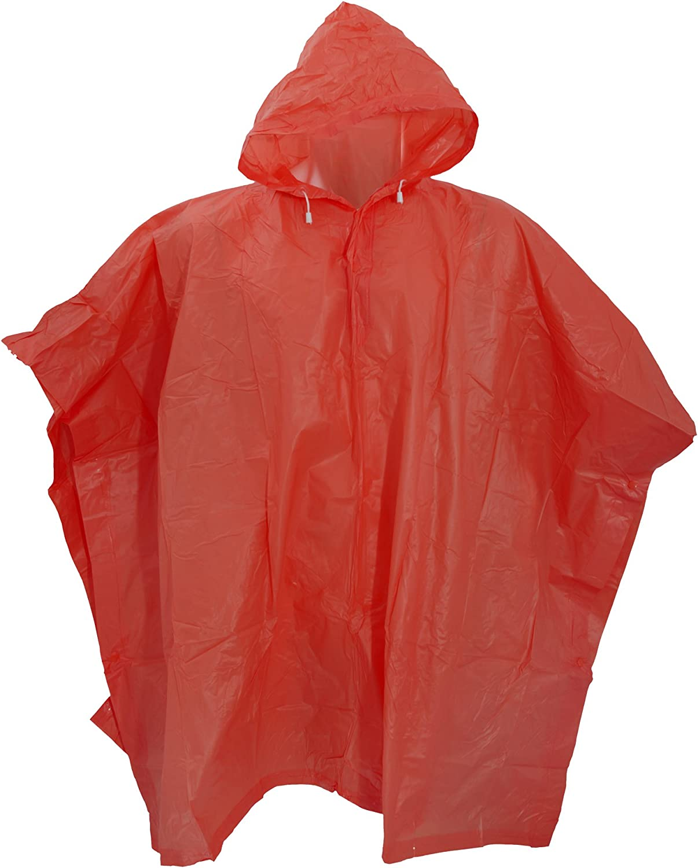 Splashmacs Unisex Lightweight Rain Poncho