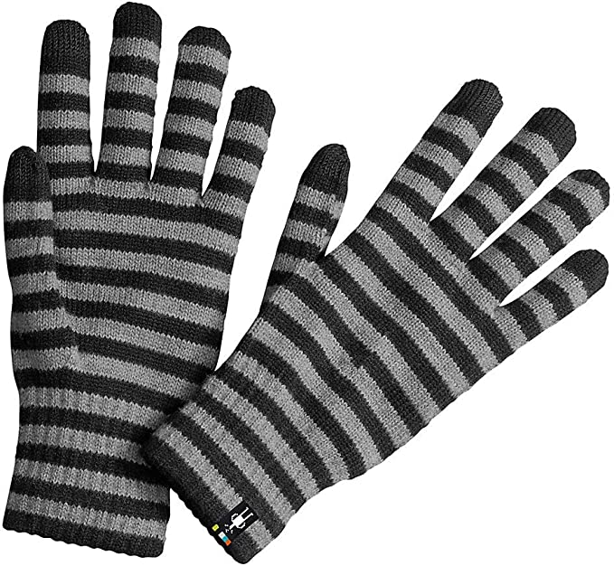 Merino Wool Touch Screen Compatible Gloves for Men and Women Smartwool Unisex Merino 150 Glove
