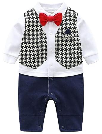 2a3a7ea64022f (コ-ランド) Co-land ベビー服 フォーマル 赤ちゃん ロンパース カバーオール スーツ 紳士 蝶