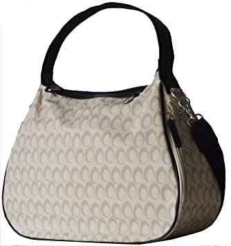 PacaPod Sequoia Linen Designer Baby Changing Bag - Luxury Cream 3 in 1  Organising System e947a914291