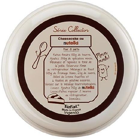 Tefal Ingenio. Sartén de 26 cm, gráfica Nutella. No inducción.