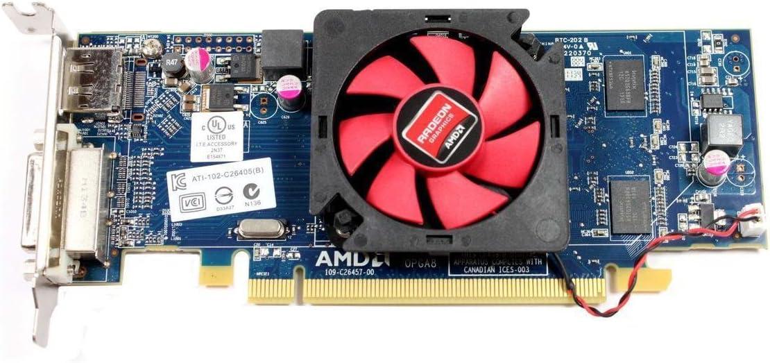 Dell M0KV6 AMD Radeon HD 6450 PCI-E 2.1 x 16 1GB GDDR3 SDRAM 1 DVI Port 1 Display Port Video Graphic Card 0M0KV6 CN-0M0KV6