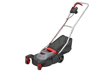 Skil 0711AA - Cortacésped eléctrico con ruedas pivotantes (ligero: 4,3 kg,
