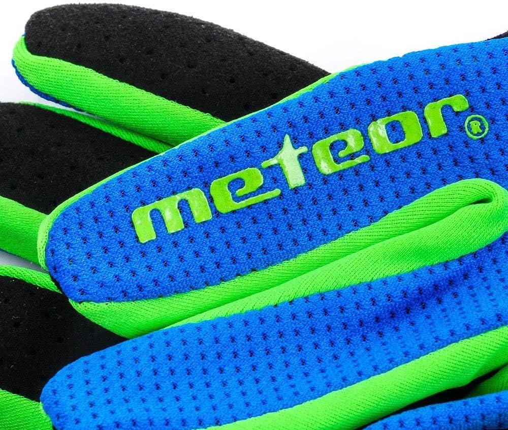 Guante Gel con Dedos meteor Guantes Ciclismo Bebe Guantes Deportivos Guantes Bici ni/ño Guantes de Ciclismo ni/ños para Bicicleta monta/ña Carretera BMX MTB FXJ10