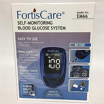 Amazoncom Alphatrak 2 Blood Glucose Monitoring System Kit