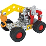 3D Metal Building & Construction Toys,Nice Models Toy,Fun Puzzle to Assemble,Excavator Building Puzzles Metal Model Kit…